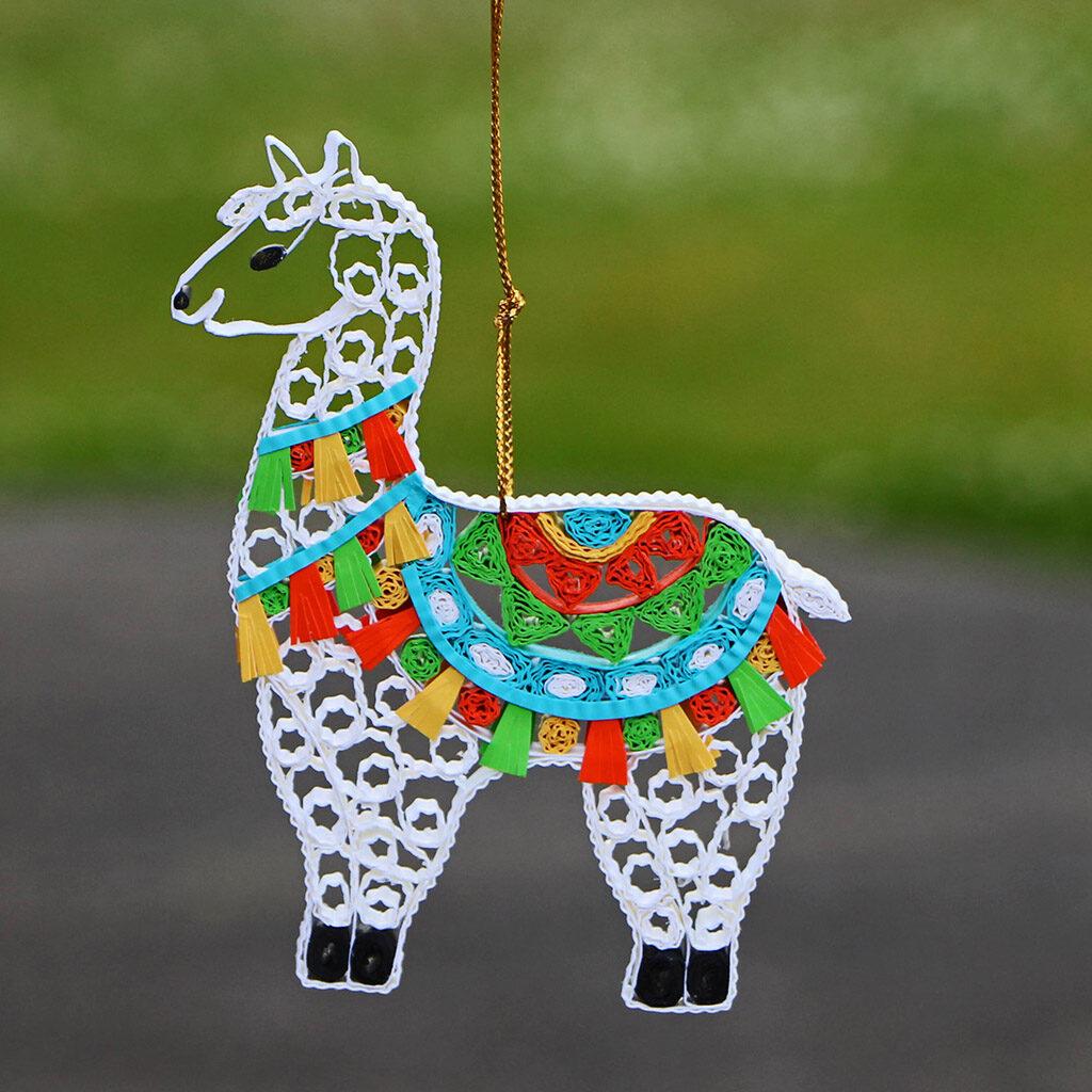 Llama_ornament_1